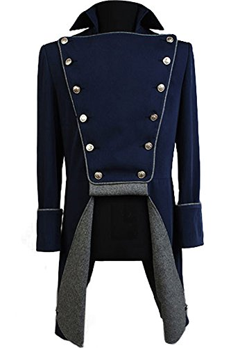 CosplaySky Les Miserables Costume Norm Lewis Jacket (Les Miserables Halloween Costumes)