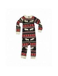 MH-RITA 2017 New Family Christmas Moose Pajamas Hot Sale High Quality Cotton Christmas Pajamas Family Look Nightwear Clothing Sets,baby set,XS