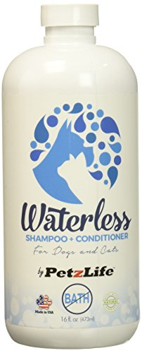 Petzlife - Waterless Shampoo and Conditioner for Pets - 16 Oz