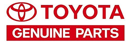 Toyota Genuine 68160-0C020 Door Glass Weatherstrip (Glass Weatherstrip)