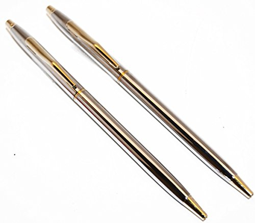 Best Police Ink Pens - Classic Chrome and Gold Police Uniform