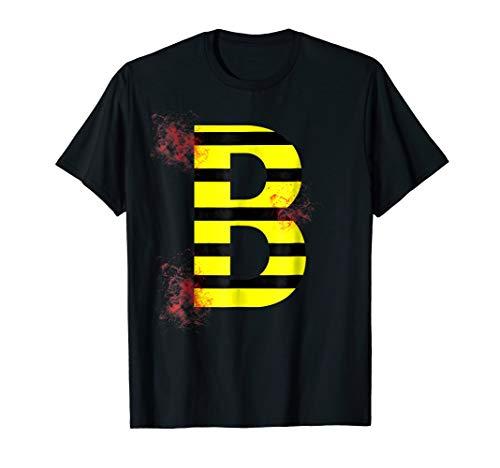 Killer Bee or Zombie Bee Halloween Costume T-shirt -