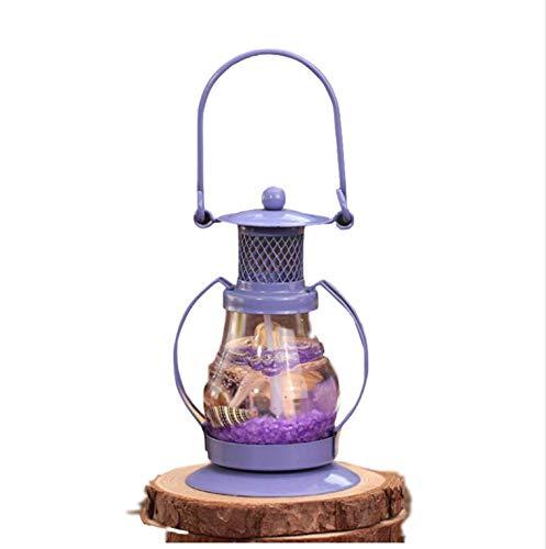 CandelaCreativo Mini Candela Gioielli Piccolo Lampadario Gelatina Candela Decorazione