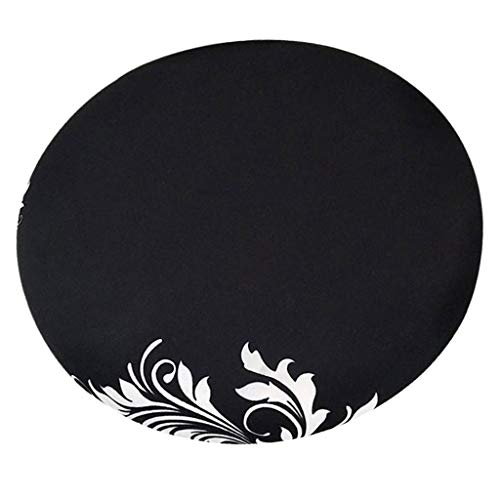 Fityle Elegant Removable Bar Stool Replacement Cover Round Chair Seat Cover Protector Desk Salon Sleeve - Style_8 by Fityle (Image #2)