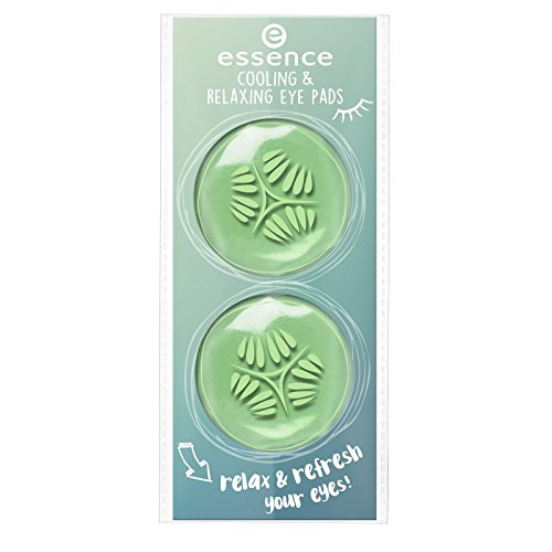 essence - cooling & relaxing eye pads