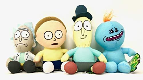 1 Piece Plush - Rick, Morty, Mr. Poopy, Mr. Meeseeks 7