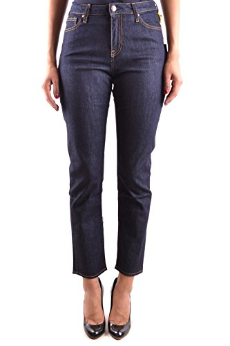 Meltin'pot Jeans Donna MCBI340065O Cotone Blu