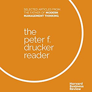 The Peter F. Drucker Reader Audiobook