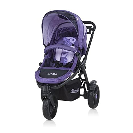 Chipolino VIP Cochecito combinado de bebé Optima purple ...