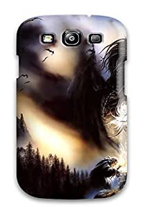 Hot Tpu Cover Case For Galaxy S3 Case Cover Skin Loui Fantasy