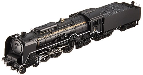 n scale KATO C 62 Sanyo Shape Kure line 2017-5 Train Model steam Locomotive