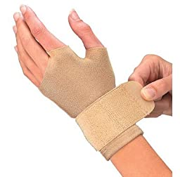 Arthritis Compression & Support Gloves - Large, Hand Circ: 8.5\