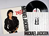 Michael Jackson - Bad [8/24] Picture disc