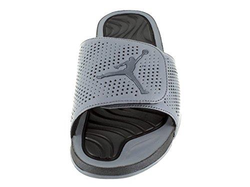 Nike Heren Jordan Hydro 5 Sandaal Koel Grijs / Metallic Hematiet / Zwart