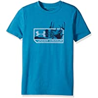 Under Armour Boys' Whitetail Pill T-Shirt