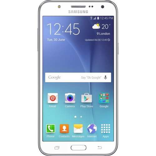 Samsung Galaxy J5 SM-J500H/DS GSM Factory Unlocked Smartphone, International Version (White) (Factory Unlocked Quad Phones compare prices)