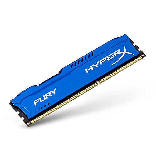 Kingston HX316C10F/4 HyperX FURY 4GB DDR3 Memory Blue