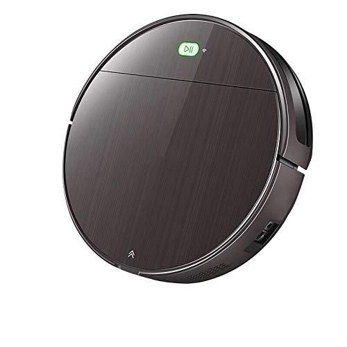 Alexa Smart Robot Vacuum Cleaner - Automatic Gyroscope Navigation, Moblie App - Auto Recharge Dock, Dust Bin, Brush, HEPA Filter, Remote - Hardwood Tile Carpet Floor - Pure Clean PUCRC850