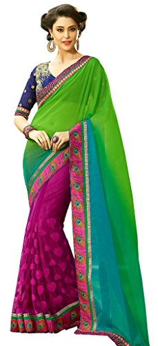Jay Sarees Fab bollywood Designer Party Wear stylish Sarees in budget