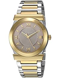 Women's 'VEGA GENT' Quartz Stainless Steel Casual Watch, Color:Two Tone (Model: FI0900016)