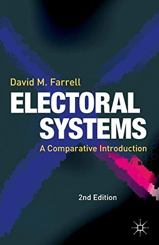 Electoral Systems: A Comparative -