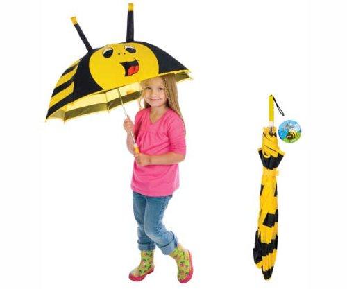 Bee Child's Umbrella - Preschool Fun ()