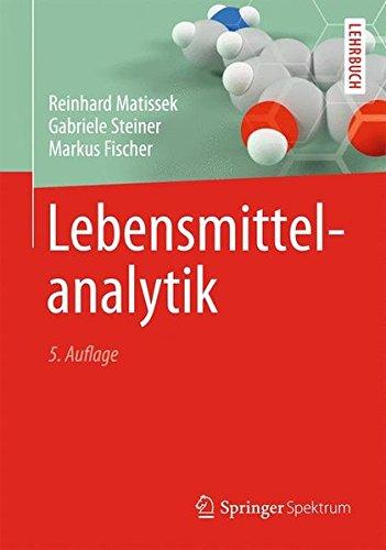 Lebensmittelanalytik (Springer-Lehrbuch)