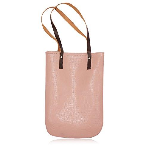 Pink Handbag Bag - Tote Bag Purse Bucket Bag Lightweight Shoulder Bag for Women Pink