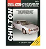 [(Cadillac Deville/Seville/DTS Automotive Repair Manual (Chilton): 99-10)] [Author: Chilton] published on (November, 2012)
