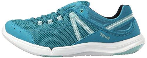 Track Evo W Shoes Women''s amp; Teva Field Blue Harbor q7Szfwt