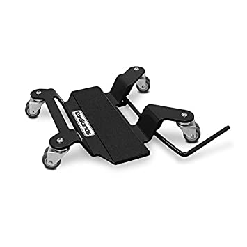 ConStands Motorcycle Centre Stand Mover Dolly black