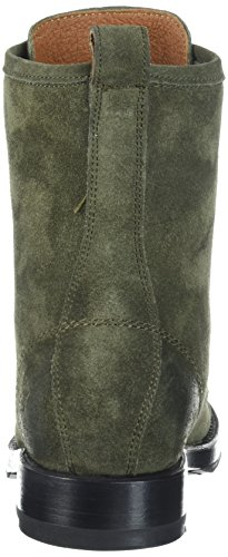 Frye Soft Women's Oiled Boot Suede Combat Forest Veronica BHBqg