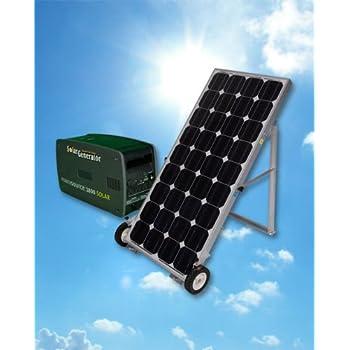 Amazon Com Powersource 1800 Solar Generator Solar