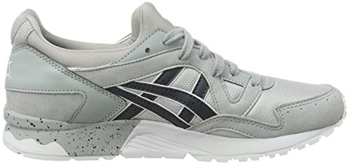 Asics Gel-lyte V - Zapatillas de running Unisex adulto Gris (Light Grey/India Ink)