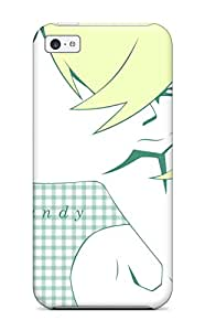 Premium Protection Bakemonogatari Anime Monogatari Series Case Cover For Iphone 5c- Retail Packaging