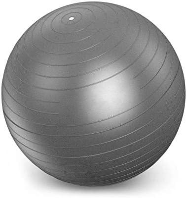 Pelota de gimnasio antiexplosión con bomba, bola suiza para yoga ...