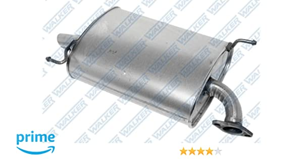 Walker 50059 Muffler Direct Fit