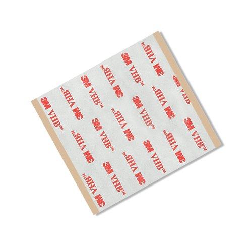 3M VHB Tape RP62, 4 in width x 4 in length