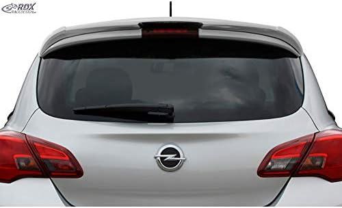PUR-IHS OPC Look Roof spoiler Corsa E 5-doors 2014