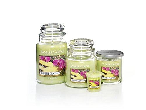 Yankee Candle Pineapple Cilantro Jar Candle, Large Jar