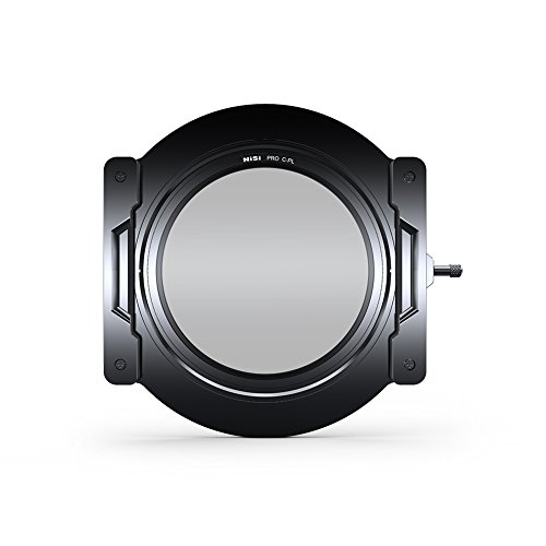 NiSi 100mm System V5 Filter Holder Kit- 67mm 72mm 77mm Adaptor Ring+82mm Holder Ring+cpl(86mm) for 52mm,55mm,58mm,62mm,67mm,72mm,77mm,82mm Lens Compatible with Lee Cokin Hitech Singh-ray by NiSi