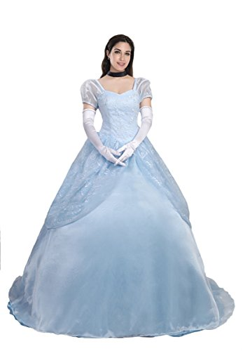 2015 Luxury Princess Cosplay Dress