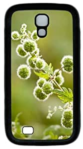Cool Painting Samsung Galaxy I9500 Case and Cover -Plant Close Up Custom PC Soft Case Cover Protector for Samsung Galaxy S4/I9500