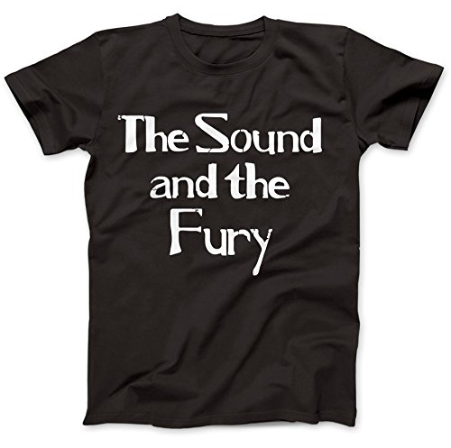 The Sound And The Fury Worn By Ian Curtis T-Shirt 100% Premium Cotton - Fury Premium T-shirt