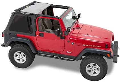 Best Top Jeep >> Pavement Ends By Bestop 56840 35 Black Diamond Frameless Sprint Top For 1997 2006 Jeep Wrangler