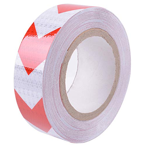 Arrow Reflective Tape 2inx50ft Conspicuity Safety Warning for sale  Delivered anywhere in USA