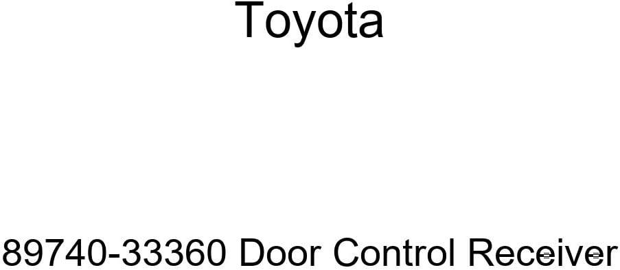 TOYOTA Genuine 89740-33360 Door Control Receiver