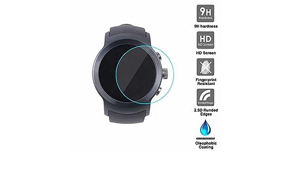 KAIBSEN LG Watch Sport Smart Watch 2.5D protector de ...