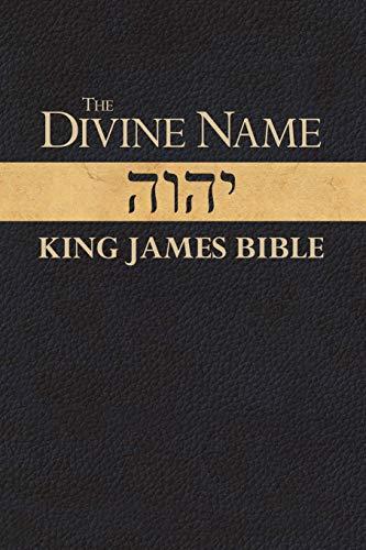 Divine Name King James Bible Paperback – June 19, 2015