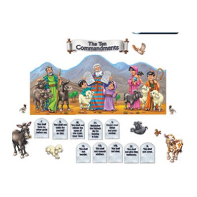 the 3 commandments board game - 9